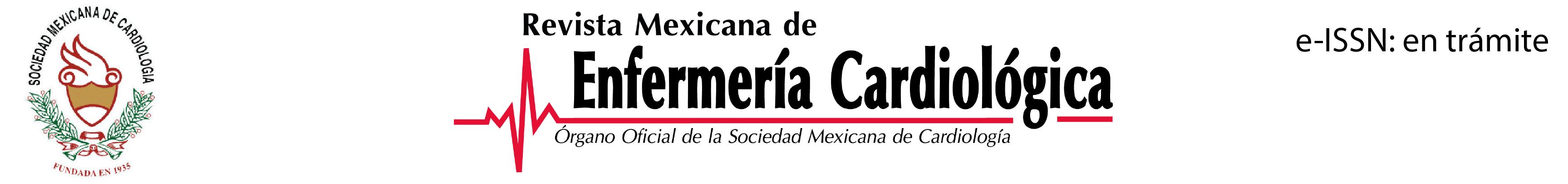 Revista Mexicana de Enfermería Cardiológica
